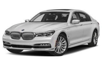 2019 BMW 740Le - Frozen Brilliant White