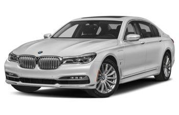2018 BMW 740Le - Frozen Brilliant White