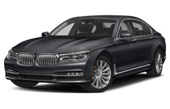 2019 BMW 740Le - Frozen Black