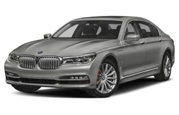2019 BMW 740Le - Fashion Grey