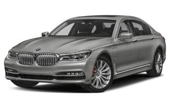 2019 BMW 740Le - Fashion Grey