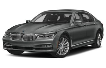 2019 BMW 740Le - Frozen Dark Grey