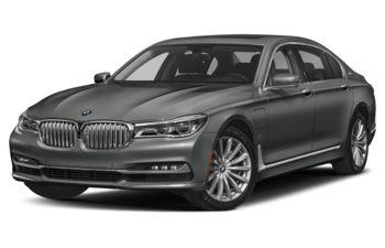 2019 BMW 740Le - Frozen Dark Grey