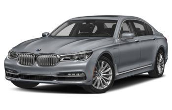 2019 BMW 740Le - Nardo Grey