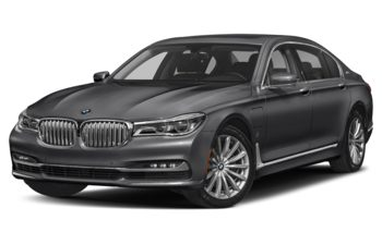 2019 BMW 740Le - Grey Black
