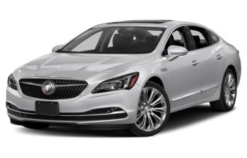 2018 Buick LaCrosse - Quicksilver Metallic
