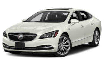 2019 Buick LaCrosse - White Frost Tricoat