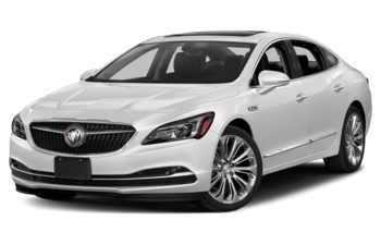 2018 Buick LaCrosse - Summit White