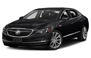 2018 Buick LaCrosse - Ebony Twilight Metallic