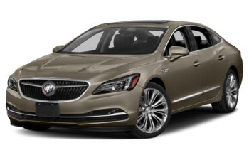 2018 Buick LaCrosse - Pepperdust Metallic