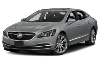 2018 Buick LaCrosse - Satin Steel Metallic