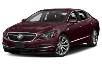 2018 Buick LaCrosse - Black Cherry Metallic