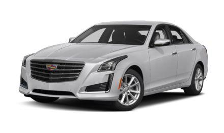 2018 Cadillac CTS 2.0L Turbo