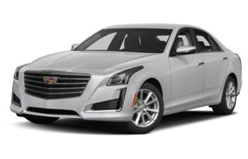 2018 Cadillac CTS - Radiant Silver Metallic