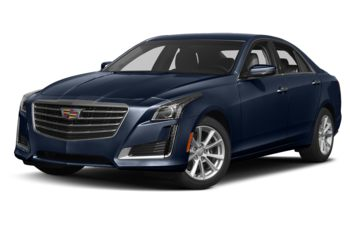 2019 Cadillac CTS - Dark Adriatic Blue Metallic
