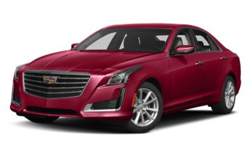 2019 Cadillac CTS - Red Obsession Tintcoat