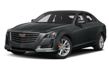 2018 Cadillac CTS - Phantom Grey Metallic