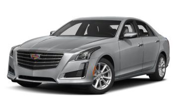 2018 Cadillac CTS - Silver Moonlight Metallic