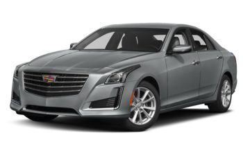 2019 Cadillac CTS - Satin Steel Metallic