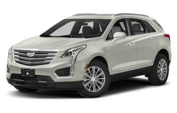 2018 Cadillac XT5 - Crystal White Tricoat