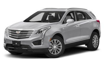 2019 Cadillac XT5 - Radiant Silver Metallic