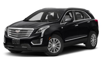 2019 Cadillac XT5 - Stellar Black Metallic
