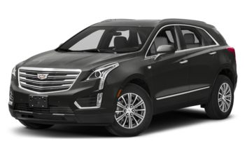 2019 Cadillac XT5 - Dark Granite Metallic