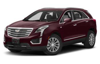 2018 Cadillac XT5 - Deep Amethyst Metallic
