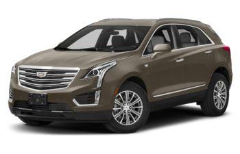 2019 Cadillac XT5 - Bronze Dune Metallic