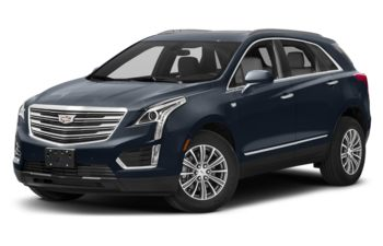 2019 Cadillac XT5 - Harbor Blue Metallic