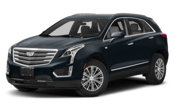2018 Cadillac XT5 - Midnight Sky Metallic