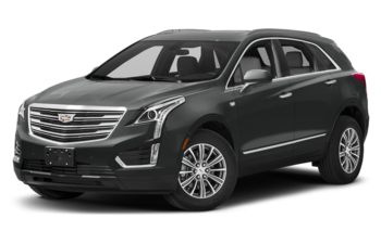 2019 Cadillac XT5 - Shadow Metallic