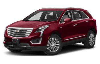 2019 Cadillac XT5 - Red Horizon Tintcoat