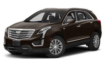 2019 Cadillac XT5 - Dark Mocha Metallic