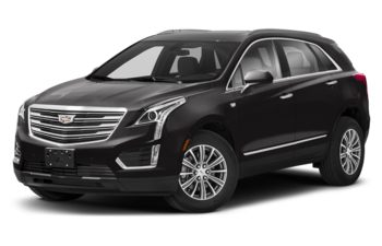 2019 Cadillac XT5 - Manhattan Noir Metallic
