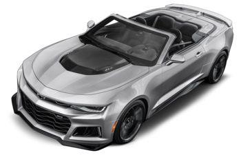 2018 Chevrolet Camaro - Silver Ice Metallic