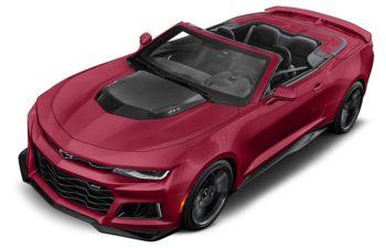 2018 Chevrolet Camaro - Garnet Red Tintcoat