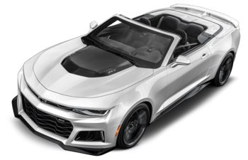 2018 Chevrolet Camaro - Summit White