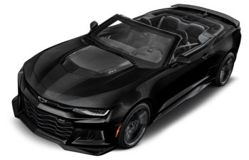 2018 Chevrolet Camaro - Black