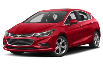 2018 Chevrolet Cruze Hatch - Red Hot