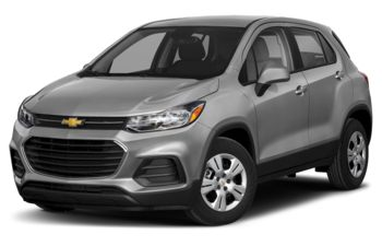 2017 Chevrolet Trax - Silver Ice Metallic
