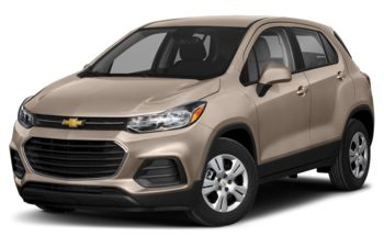 2017 Chevrolet Trax - Blue Topaz Metallic