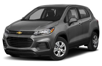 2018 Chevrolet Trax - Storm Blue Metallic