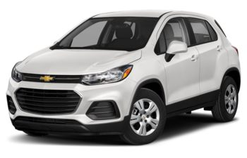 2018 Chevrolet Trax - Sandy Ridge Metallic