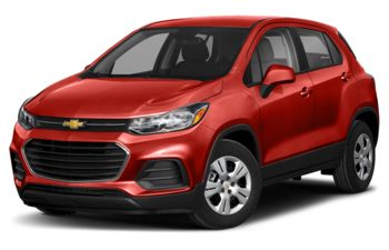 2020 Chevrolet Trax - Red Hot