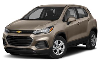 2020 Chevrolet Trax - Stone Grey Metallic