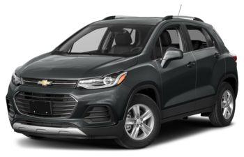 2019 Chevrolet Trax - Nightfall Grey Metallic