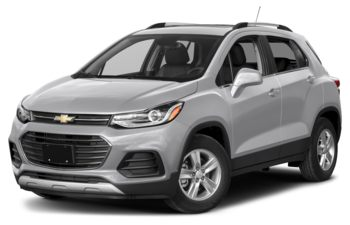 2019 Chevrolet Trax - Silver Ice Metallic
