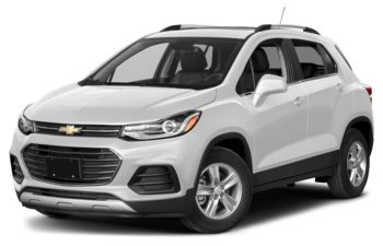 2019 Chevrolet Trax - Summit White
