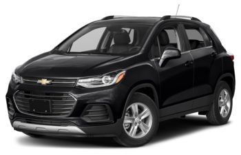 2019 Chevrolet Trax - Mosaic Black Metallic